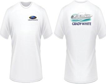 Grady White Boat T-Shirt