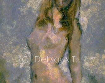 Birth of Venus -  The first modern women / Variation 00001