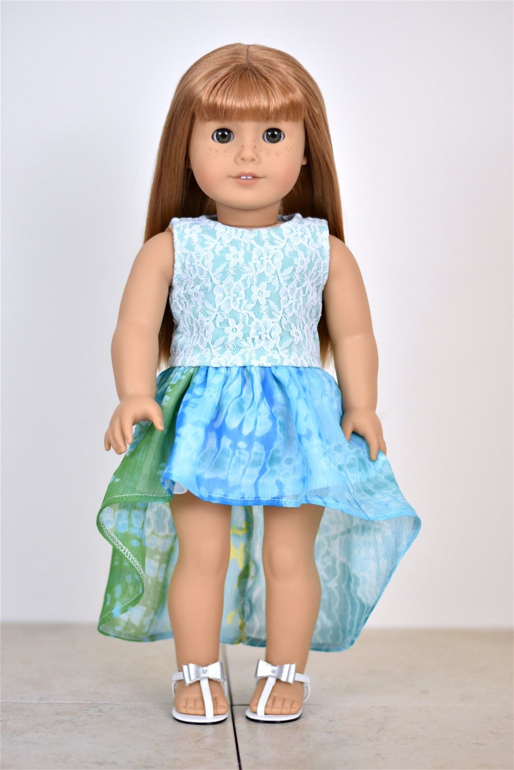 18 inches Doll Clothes 10 Different Unique Styles Well Fit for American Girls Doll, Doll and Me, My Life Doll, and My Generation Doll by Party Zealot. by Party Zealot. $ $ 23 95 Prime. FREE Shipping on eligible orders. out of 5 stars Manufacturer recommended age: 3 Years and up.