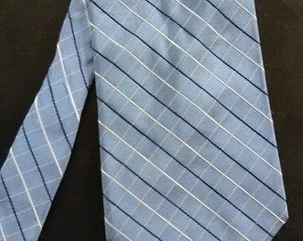 425.  Nautica silk necktie