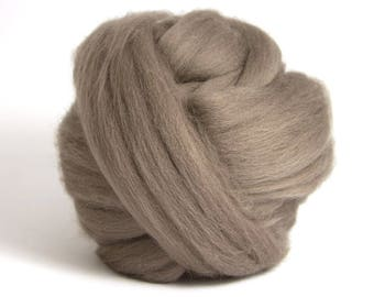 Merino 1 Pound - Dyed Merino Wool - DIY Giant Blanket - Pewter Gray Merino - Arm Knitting - Chunky Yarn - Giant Blanket 98