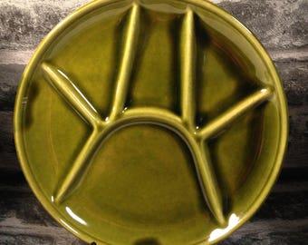 Vintage French raclette / fondue plates