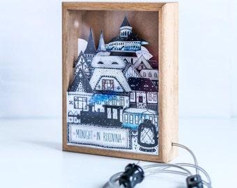 The Frame Lamp | Bucovina