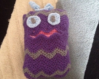 Crochet Worry Monsters