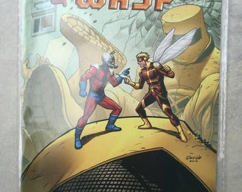 Ant Man and Wasp #2