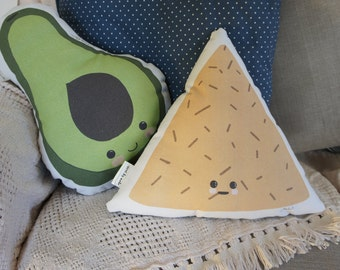 Guacamole Pillows