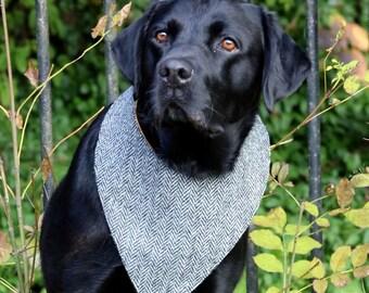 Harris Tweed Dog Bandanna