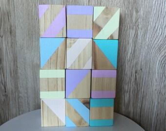 Sorbet Collection - set of 12 large blocks