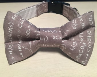 Equation Bow Tie Collar