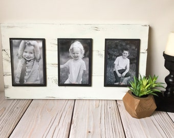 Housewarming Gift - Picture Frame Set - Rustic Home Decor - Farmhouse Decor - Picture Frame - Rustic Frames - Wood Picture Frame - Frame