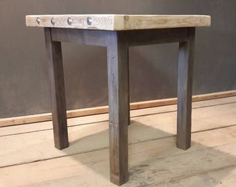 Table, Bistro Cafe / Kitchen Table, Two Tone (The Cinderford)