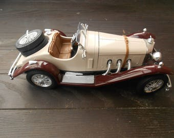 Model car Mercedes Benz SSK
