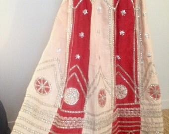bollywood skirt tribal fusion