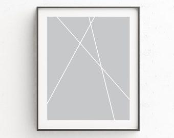Scandinavian Modern, Wall Art Livingroom, Geometric Poster, Livingroom Wall Art, Room Decor, Prints Minimalist, Modern Abstract, Wall Prints