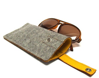 Sun glasses case