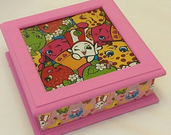shopkins jewelry box collection shopkins jewelry box etsy 9883