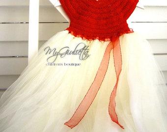 Baby Girl Dresses, Baby Girl Dress Special Occasion, Baptism Gown Girl, Chiffon Flower Girl Dress, Crochet Wedding Dress, Prom Dresses