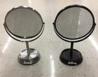 Personalized Makeup Mirror