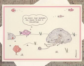 Sarcastic Valentine, Funny Valentine Card, Bad Valentine, Valentines Day, Quirky Valentine, Happy Valentines Day, Funny Girlfriend Card