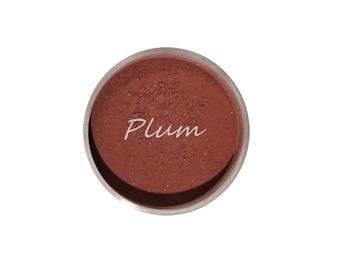 Mineral Eyeshadow, 'PLUM', Eye Shadow and Eye liner, Vegan, Cruelty-free