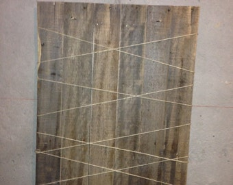 Rustic Message Board 42 by 36