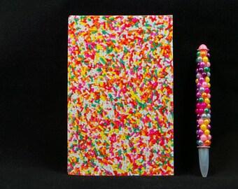 Journal ~ Girl's Journal and Designer Pen ~ Girl's Diary ~ Gift Idea