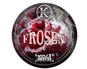 Frosen Shave Soap