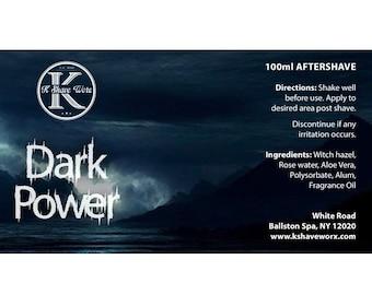 Dark Power Aftershave