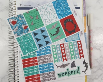 Shark Week Weekly Kit