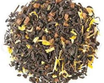 Creme Brulee flavoured Pu-erh tea- 75g