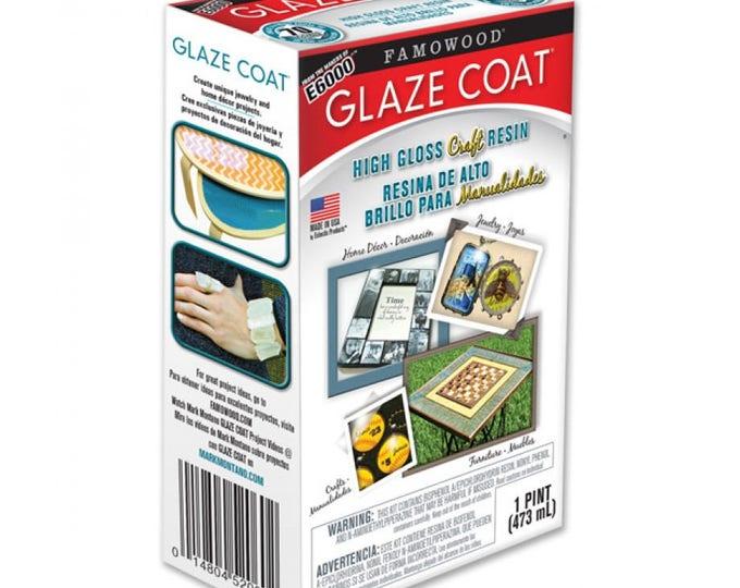 FAMOWOOD GLAZE Coat High Gloss Craft Resin