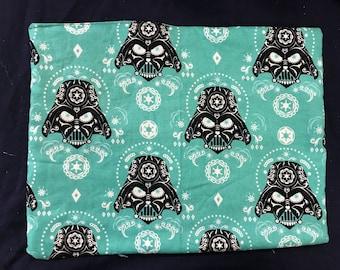 Star Wars Darth Vadar bandana print catnip mat