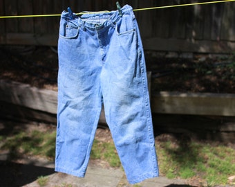 RARE LEVI JEANS from their Native Blue Collection