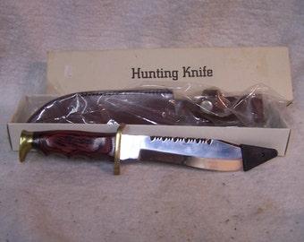 Hunting Knife, Survival knife, Woodsman knife