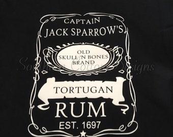 Captain Jack Sparrow Shirt