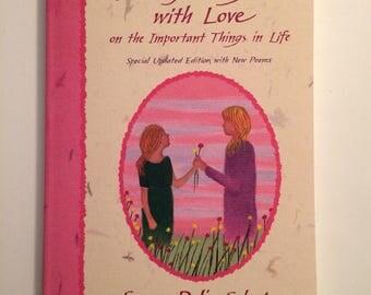 Susan Polis Schutz To My Daughter with Love
