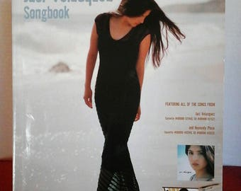 The Jaci Velasque Song Book-Piano-Guitar–Vocal 160 pages