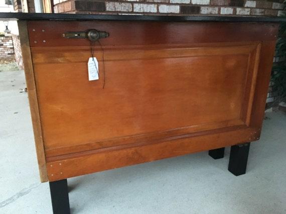 Vintage door bar mobile bar furniture serving station - Mobile bar vintage ...