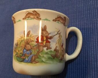 Royal Doulton Bunnykins Hug-A-Mug