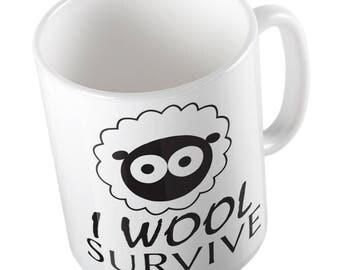 I wool survive MUG