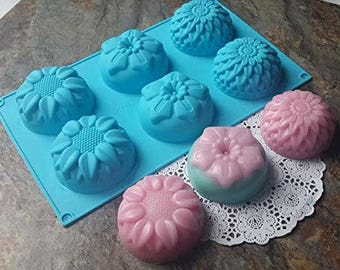 Soaps--your favorite salves in soap form, plus scented soaps