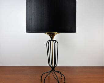 Table lamp 1950 - Table lamp Jean Royère Style