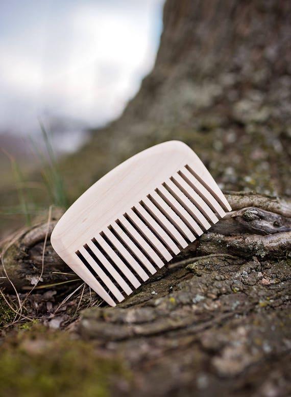 Handcrafted Beard Comb