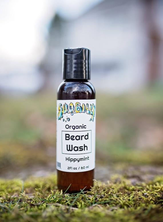 Organic Beard Washes