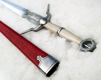Witcher 3  wild hunt 3 Ciri  Sword scabbard Zirael