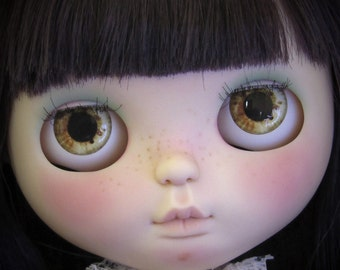 Realistic Blythe doll Eyechip - Yellow