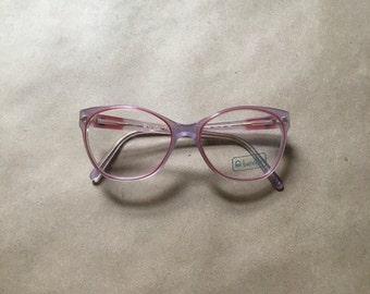 "40% OFF Benetton ""Pansy"" Vintage DEADSTOCK 90s Eyeglasses Prop Eyeglasses!"