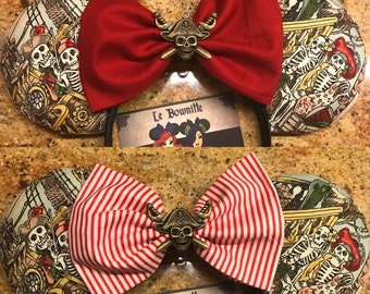 Pirates of the Caribbean inspired ears