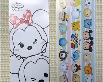 Disney Tsum Tsum Memo Pad