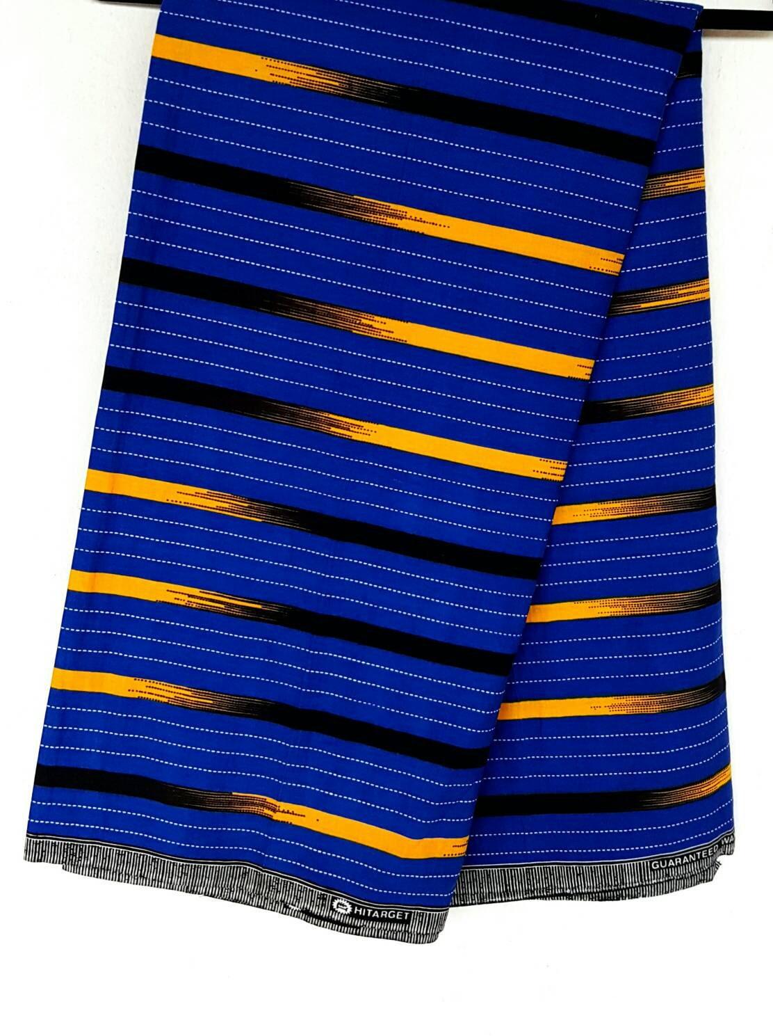 African Print Ankara Fabric Wax Print African Cloth